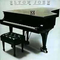 Elton John - Here And There [Limited Edition LP]