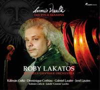 Roby Lakatos - Four Seasons (Hybr) (Dig)