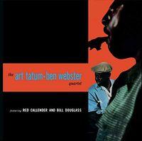 Art Tatum / Webster,Ben - Art Tatum & Ben Webster Quartet