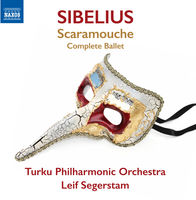 Turku Philharmonic Orchestra - Sibelius: Scaramouche, Op. 71