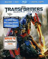 Transformers [Movie] - Transformers: Dark of the Moon