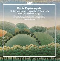 Südwestdeutsches Kammerorchester Pforzheim - Flute Concerto / Harpsichord Concerto