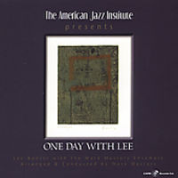 Mark Masters Ensemble - One Day with Lee