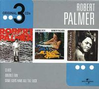Robert Palmer - Clues/Double Fun/Some Guys Have All The Luck [Import]