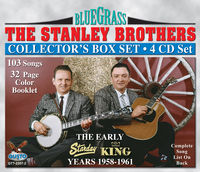Stanley Brothers - Early Years 1958-1961