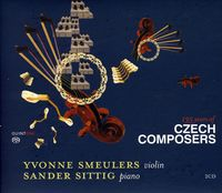 Yvonne Smeulers - 135 Years Of Czech Composers