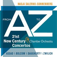 NADJA SALERNO-SONNENBERG - From A To Z