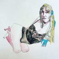 Sarah Mary Chadwick - Roses Always Die