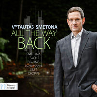 Vytautas Smetona - All The Way Back (Enh)