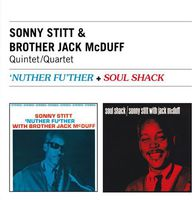 Sonny Stitt - Nuther Fu'ther + Soul Shack [Import]