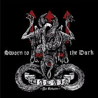 Watain - Sworn To The Dark [Limited Edition Opaque Red LP]