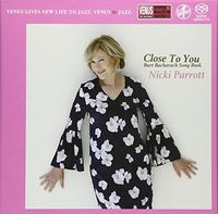Nicki Parrott - Burt Bacharach Song Book