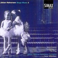 J. HALVORSEN - Stage Music 2: King / Vasantasena