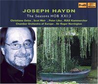 Chamber Orchestra Of Europe - Seasons Hobxxi:3