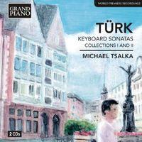 Michael Tsalka - Keyboard Sonatas Collections I & Ii