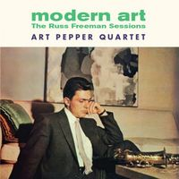 Art Pepper - Modern Art: Russ Freeman Sessions (W/Book) [Limited Edition]