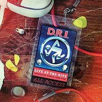 D.R.I. - Live At The Ritz 1987