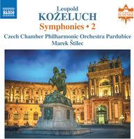 Czech Chamber Philharmonic Orchestra Pardubice - Symphonies 2