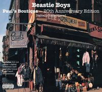 Beastie Boys - Paul's Boutique 20th Anniversary Edition