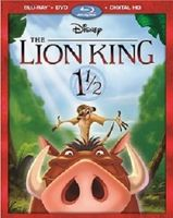 The Lion King [Disney] - The Lion King 1 1/2