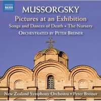 Peter Breiner - Mussorgsky: Pictures At An Exhibition - Songs & Dances Of Death - The Nursery (Orchestrated By Peter Breiner)