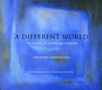 Gregory Harrington - Different World