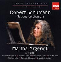 Martha Argerich - Coffret 3cd Musique Chambre [Import]
