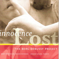 Beethoven/Cardew/Curran/Granad - Innocence Lost: The Berg-Debussy Project