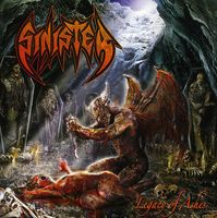 Sinister - Legacy Of Ashes [Import]