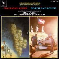 Bill Conti - Right Stuff & North & South / O.S.T.