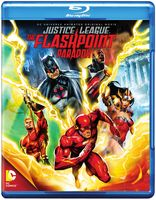 Justice League - Dcu: Justice League - The Flashpoint Paradox (2pc)