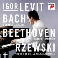 Igor Levit - Bach - Beethoven - Rzewski [Box Set]