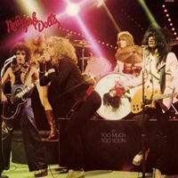 New York Dolls - Too Much Too Soon [LP]