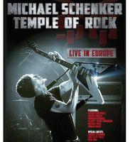Michael Schenker - Temple Of Rock: Live In Europe
