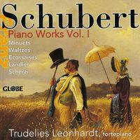 F. SCHUBERT - Piano Works 1: Minuets / Andante / Adagio / Waltz