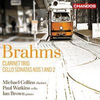 Michael Collins - Clarinet Trio & Cello Sons 1 & 2