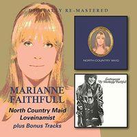 Marianne Faithfull - North Country Maid/Loveinamist (Uk)