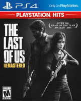 Ps4 Last of Us Remastered - Greatest Hits Edition - Last of Us Remastered - Greatest Hits Edition for PlayStation 4