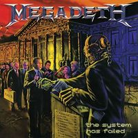 Megadeth - The System Has Failed: Remastered