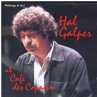 Hal Galper - At Cafe'des Copains [Import]