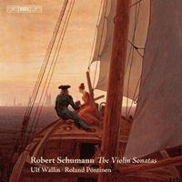 Ulf Wallin - Violin Sonatas