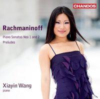 Rachmaninoff - Piano Sonatas