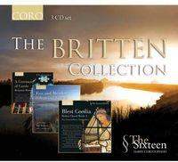 The Sixteen - Britten Collection (Box)