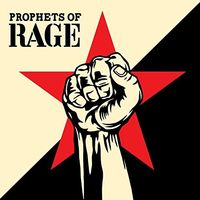 Prophets Of Rage - Prophets Of Rage [Red LP]