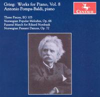 Antonio Pompa-Baldi - Works For Piano 8