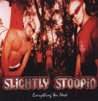 Slightly Stoopid - Everything You Need [Yellow Vinyl]