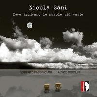 Roberto Fabbriciani - Dove Arrivano Le Nuvole Piu Vaste