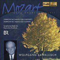 Bavarian Radio Symphony Orchestra - Sym in D Major KV385 / Symphony in C Major KV551