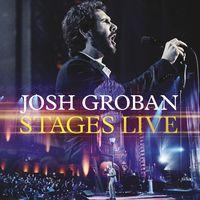 Josh Groban - Stages Live [CD+DVD]