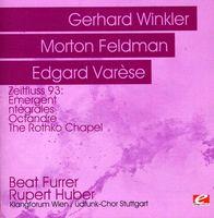 Klangforum Wien - Zeitfluss 93: Winkler: Emergent-Varese: Inttgrales